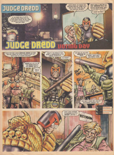 Extrait de 2000 AD (1977) -918- 2000 AD #918