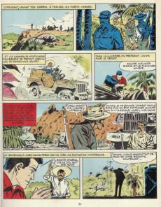 Extrait de Bob Morane 1 (Marabout) -5- Bob Morane contre la terreur verte
