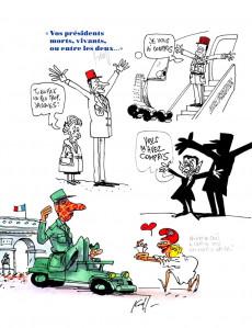 Extrait de Les français vus par un Belge - Les Français vus par un Belge
