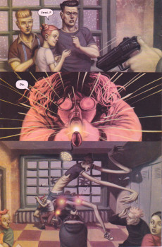 Extrait de Muties (2002) -1- The Changeling