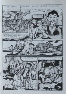 Extrait de Martin de Castanet - Las passejadas de Martin de Castanet al pont d'Arcola