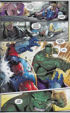 Extrait de Marvel Legacy - Avengers (Marvel France - 2018) -6- Jusqu'à la mort (IV)