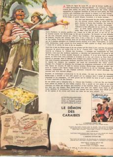 Extrait de Barbe-Rouge -2c1975- Le Roi des Sept Mers