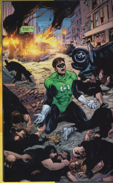 Extrait de Green lantern (1990) - Green Lantern Legacy: The Last Will and Testament of Hal Jordan