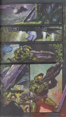 Extrait de Halo (2006) - Halo Graphic Novel
