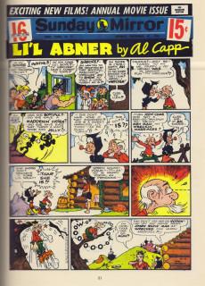 Extrait de Li'l Abner: The Frazetta Years (Al Capp's) (2003) -1- Al Capp's Li'l Abner: The Frazetta Years #1