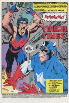 Extrait de Wonder Man (Marvel Comics - 1991) -5- Tough Times