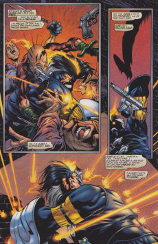 Extrait de ASH: Fire and Crossfire (1999) -1- Part One