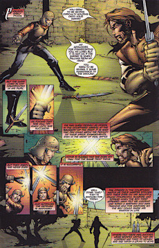 Extrait de BLOOD LEGACY: The Story of Ryan (2000) -3- Issue 3