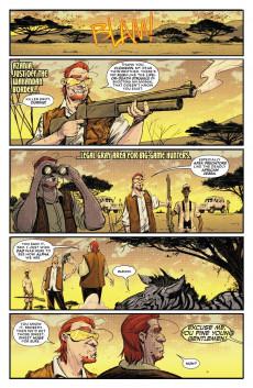 Extrait de Black Panther VS. Deadpool -2- Part Two: A Big Fight