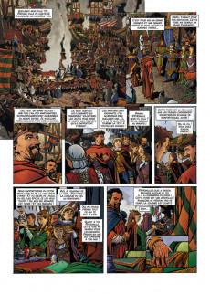 Extrait de Les reines de sang - Aliénor, la Légende noire -INT1- L'intégrale Tomes 1 à 3