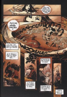 Extrait de Les contes de Brocéliande -1- Livre premier: La Dryade