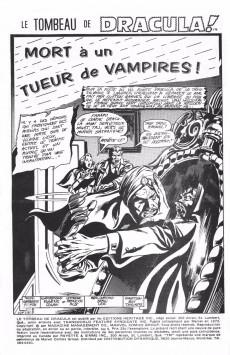 Extrait de Le tombeau de Dracula (Éditions Héritage)  -5- Mort à un tueur de vampires!