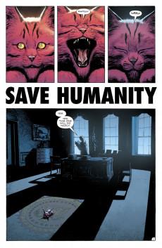 Extrait de Doomsday Clock (2018) -8- Save Humanity