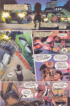 Extrait de Hourman (1999) -2- Romancing The Tombstone