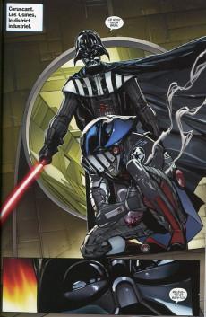 Extrait de Star Wars - Dark Vador : Le Seigneur noir des Sith -2- Les Ténèbres étouffent la lumière