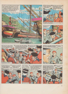 Extrait de Barbe-Rouge -5a1977- Les révoltés de l'Océane