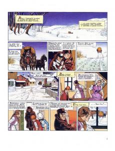 Extrait de Le chevalier de Saint-Clair -3- Le Loup des Mers suivi de Les quatre Secrets du Manoir