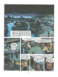 Extrait de Bob Morane 3 (Lombard) -22a- Les sept croix de plomb