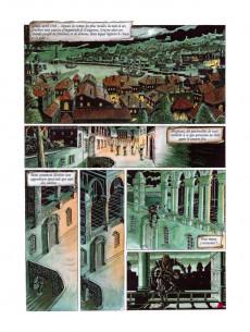 Extrait de Even -3- Turgut Reis - La prophétie des danseuses