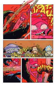 Extrait de Rick and Morty -3- Tome 3