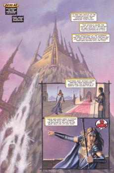 Extrait de Lady Pendragon (1999) -7- Future Prophecy I