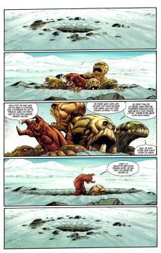 Extrait de Hulk (Marvel Dark) -2- Entretenir la rage