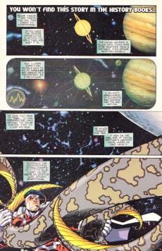 Extrait de Mr. Majestic (1999) -1- Cosmology