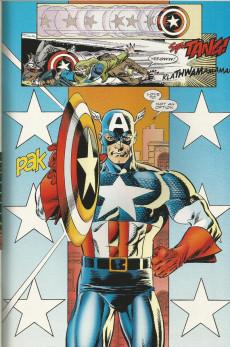 Extrait de Captain America (1968) -ES- The Legend