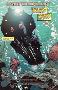 Extrait de Sci-Tech (1999) -2- The Deep Blue Sea