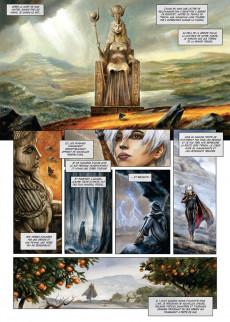 Extrait de La cathédrale des Abymes -2- La guilde des assassins