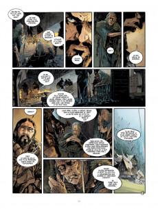 Extrait de Serpent Dieu -1- Les Larmes d'Odin
