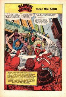 Extrait de Superheroes (1967) -4- The end of the Fab Four