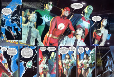 Extrait de JLA: Liberty and Justice