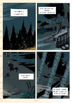 Extrait de Poèmes en bandes dessinées - Poèmes de Rimbaud en bandes dessinées