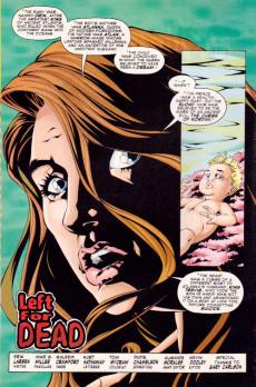 Extrait de Aquaman Secret Files (1998) -1- Left for Dead