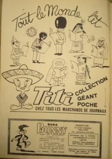 Extrait de Bugs Bunny (Magazine Géant - 2e série - Sagédition) -35- Les prisonniers de l'océan