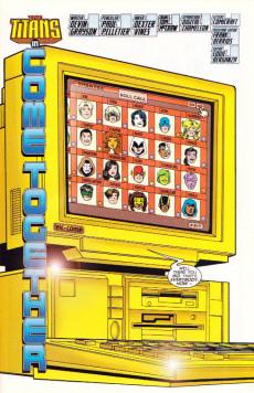 Extrait de Titans Secret Files (1999) -1- Come Together