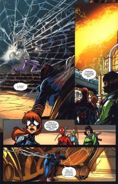 Extrait de Spider-man : Web-warriors