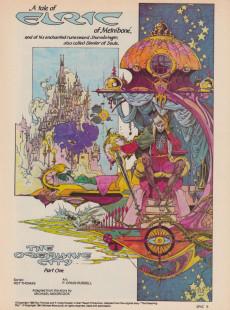 Extrait de Epic Illustrated (1980) -3- Epic Illustrated #3