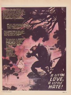 Extrait de Epic Illustrated (1980) -8- Epic Illustrated #8