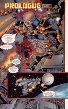 Extrait de Weapon Zero (1995) --4- Prologue