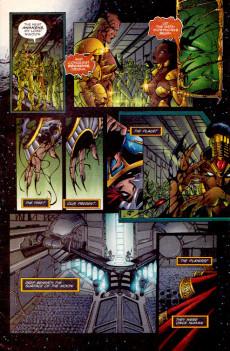 Extrait de Weapon Zero (1995) --3- Prologue 2