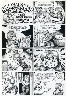 Extrait de R. Crumb's Carload O' Comics (1996) -INT- R. Crumb's Carload O' Comics