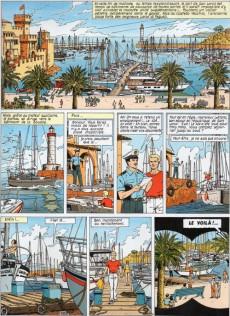 Extrait de Lefranc - La Collection (Hachette) -9- La crypte