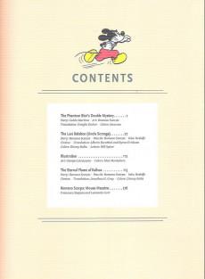 Extrait de Disney Masters -5- Mickey mouse : the phantom blot's double mystery