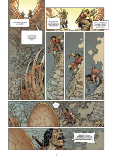Extrait de Le dernier dragon -1- L'Œuf de Jade