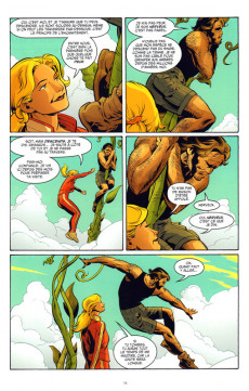 Extrait de Fables (Urban Comics) -INT04- Volume 4