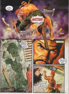 Extrait de Frank Frazetta Fantasy Illustrated (1998) -3- Frank Frazetta Fantasy Illustrated #3