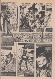 Extrait de Kull and the Barbarians (Marvel comics - 1975) -2- Kull and the Barbarians #2